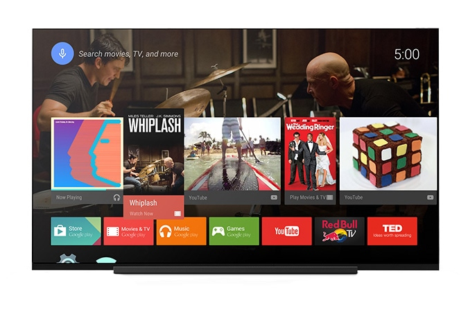 Android TV Приставка к телевизору