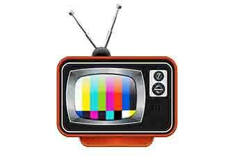 Старый телевизор фото