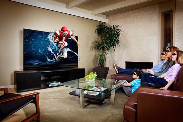 онлайн фильмы на телевизоре