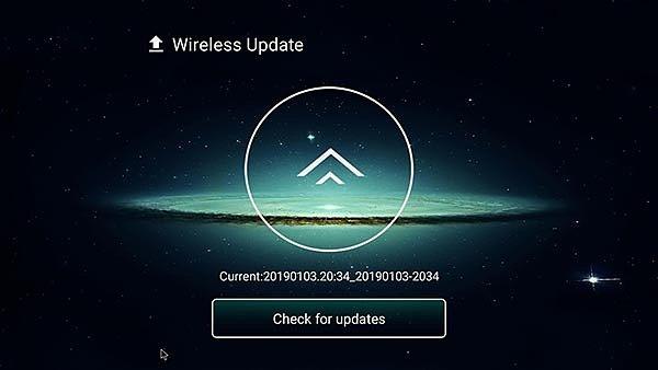 обновление прошивки x96 mini android box tv
