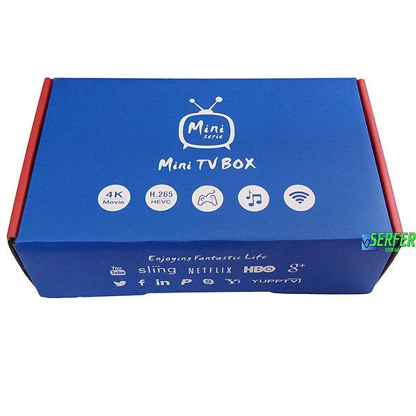 Коробка упаковочная Mini M8S Pro