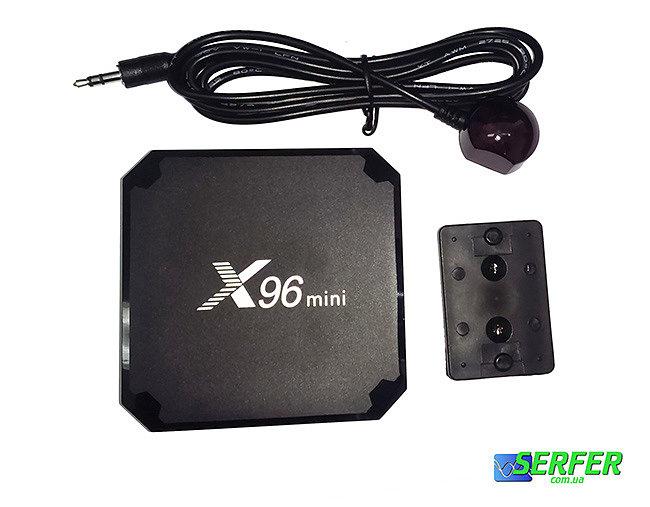 X96 mini IR порт