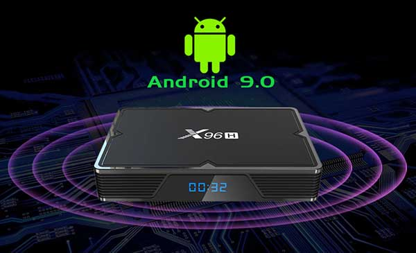 X96H Android 9