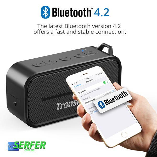 Bluetooth 4.2 Element T2