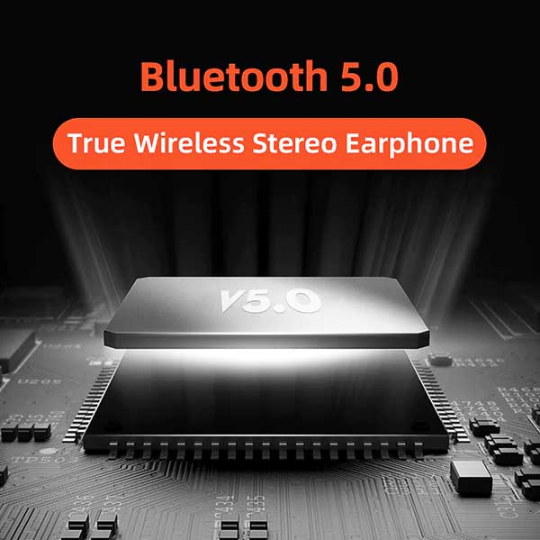 Bluetooth 5.0 QCY T3