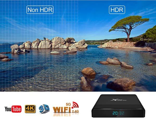 HDR 10bit