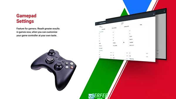 GamePad Setting