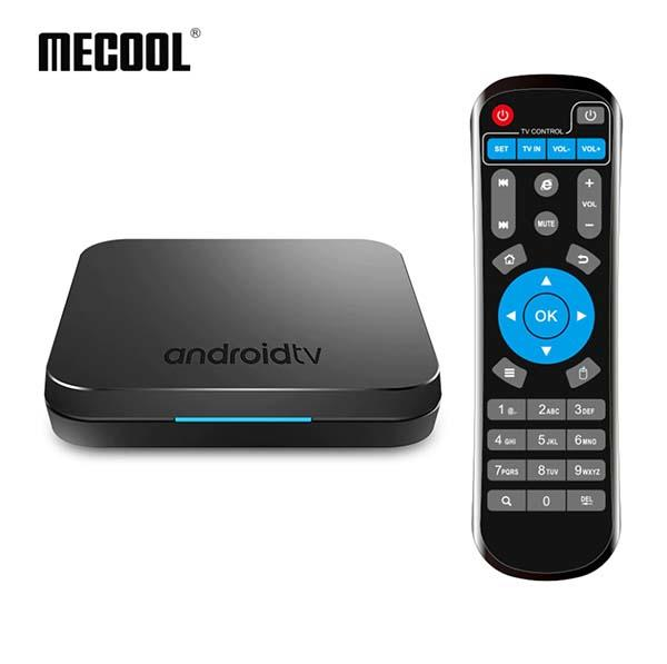 Mecool KM9 android 9 smart tv box