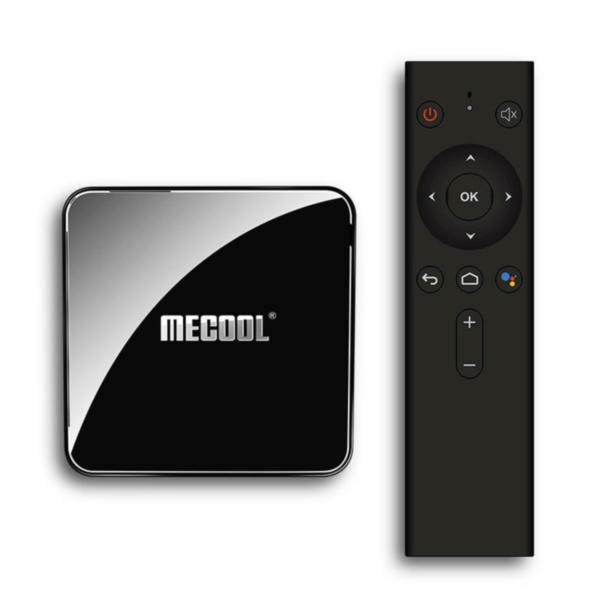 Mecool KM3 4/64 ГБ tv box android