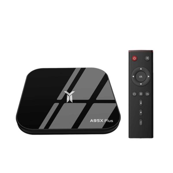 A95X Plus Android Tv Box