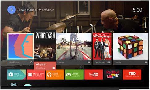 Смарт приставка с Android TV